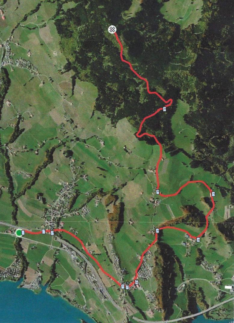 La GRIMPEE du GIBLOUX (Tour du Canton de Fribourg)