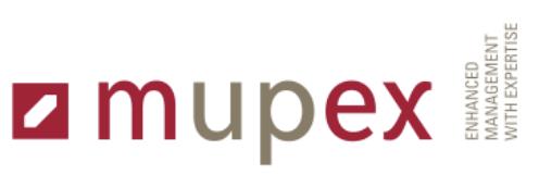 mupex est une société domiciliée à Lausanne