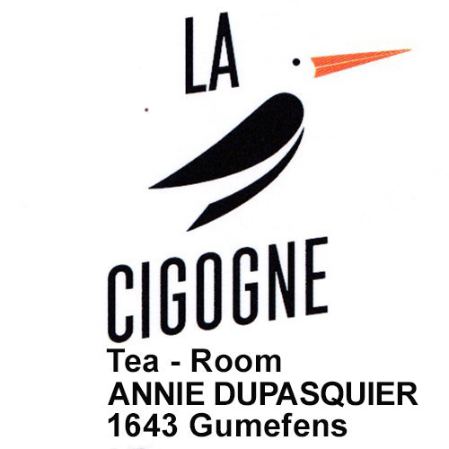 Tea-Room La Cigogne